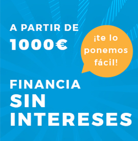 Financiación Rebacas